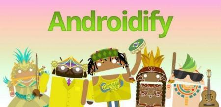 Androidify se actualiza para recibir al carnaval