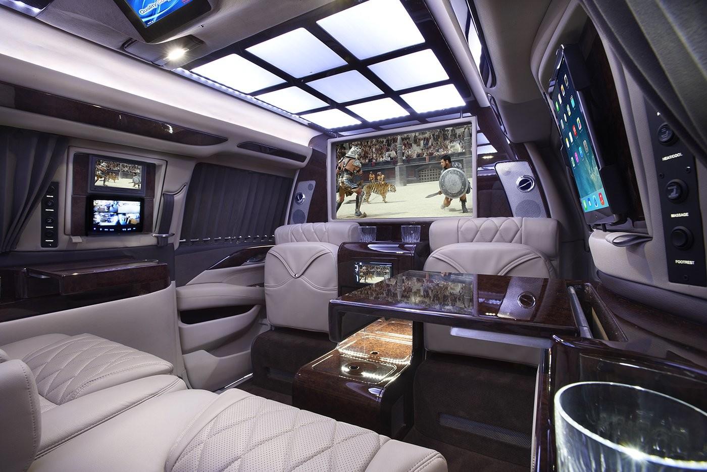 Foto de AddArmor Cadillac Escalade (9/21)