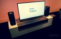 Philips Fidelio E Series, toma de contacto
