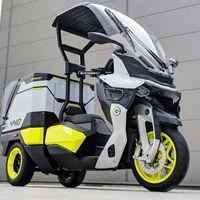 Rapide 3: Una moto eléctrica con baterías de litio-titanato, 105 km de autonomía y hasta 200 kg de carga