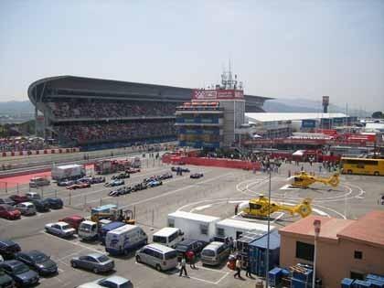 Una jornada de record en el Circuit de Catalunya