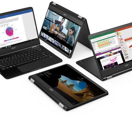 Así ha cambiado el concepto de ultrabook, el portátil que frenó la expansión de las tablets