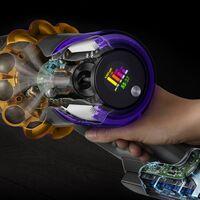 Dyson lanza en España la aspiradora V15 Detect: con detección láser del polvo, pantalla LCD y hasta 60 minutos de autonomía