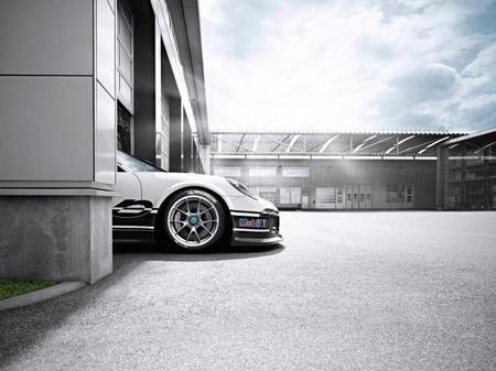 Porsche ya tiene listo el 911 GT3 Cup y por tanto en breve el GT3