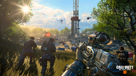 Por si queda alguna duda, así es Blackout, el modo Battle Royale de Call of Duty: Black Ops 4