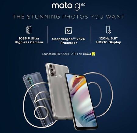 Moto G60 Caracteristicas Tecnicas Diseno