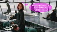 Scarlett Johansson otra que se estrella... en el mejor de los sentidos