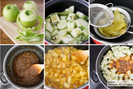 Mermelada de manzana - 2