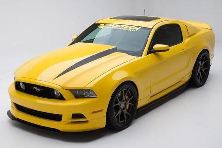 Vortech Yellow Jacket Mustang