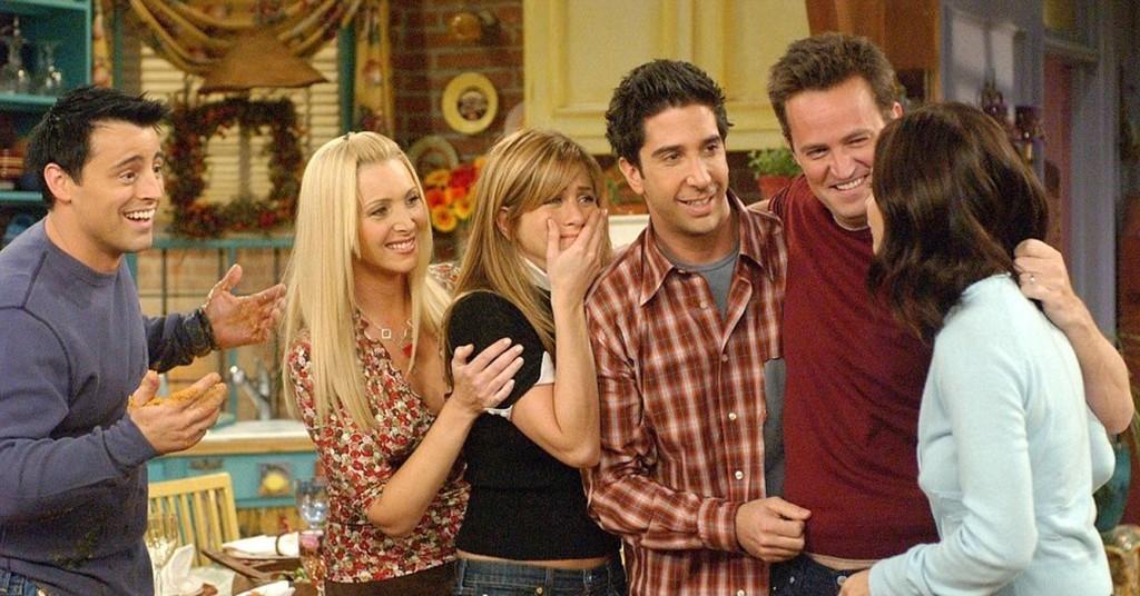 Netflix va a pagar 100 millones de dólares para que 'Friends' siga en su catálogo
