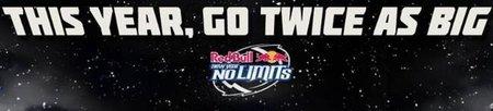 Red Bull New Year No Limits 2012, dos veces más grande