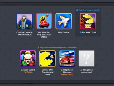 Humble Mobile Bundle te ofrece estos juegos de Bandai Namco para Android por muy poco dinero