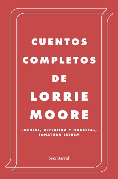 Portada Cuentos Completos Lorrie Moore 202005081849