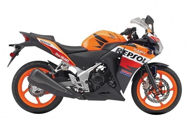 Honda CBR250R Repsol 2013