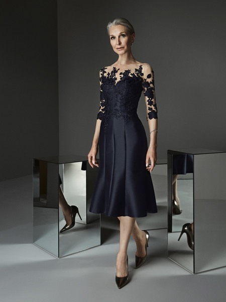 Los 89 vestidos de fiesta de Pronovias colección 2020