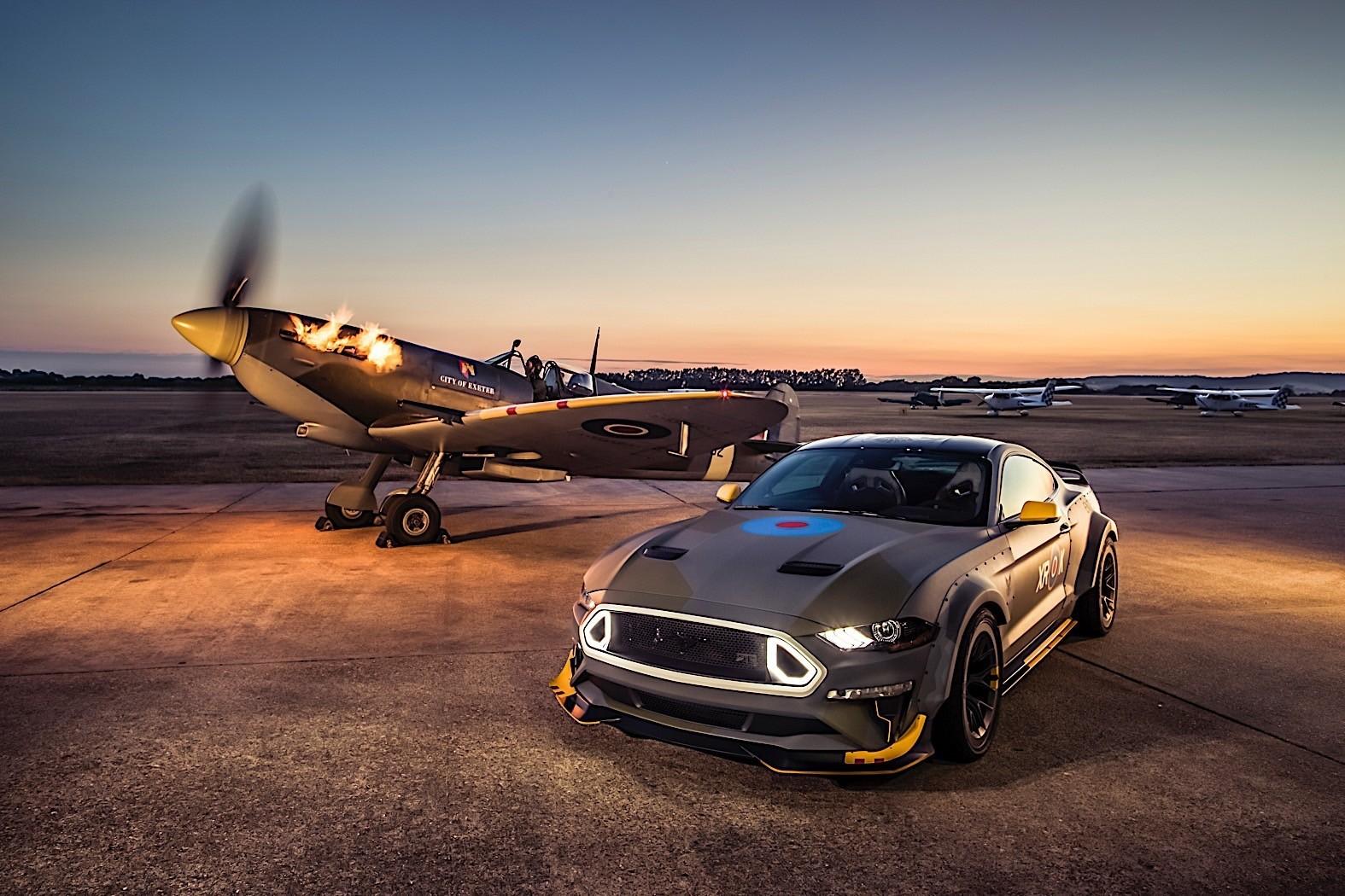 Foto de Ford Eagle Squadron Mustang GT (3/40)