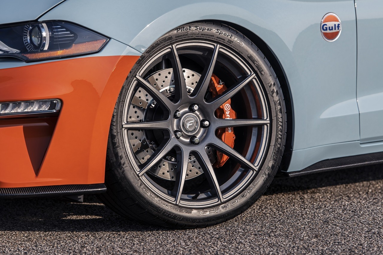 Foto de Ford Mustang Gulf Heritage Edition (24/38)