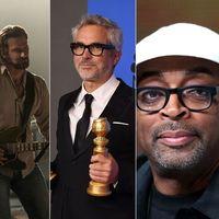 Los mejores directores del año según el DGA son los mismos cinco nominados a los Globos de Oro