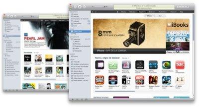 Las descargas de aplicaciones para iOS superarán las descargas musicales de la iTunes Store