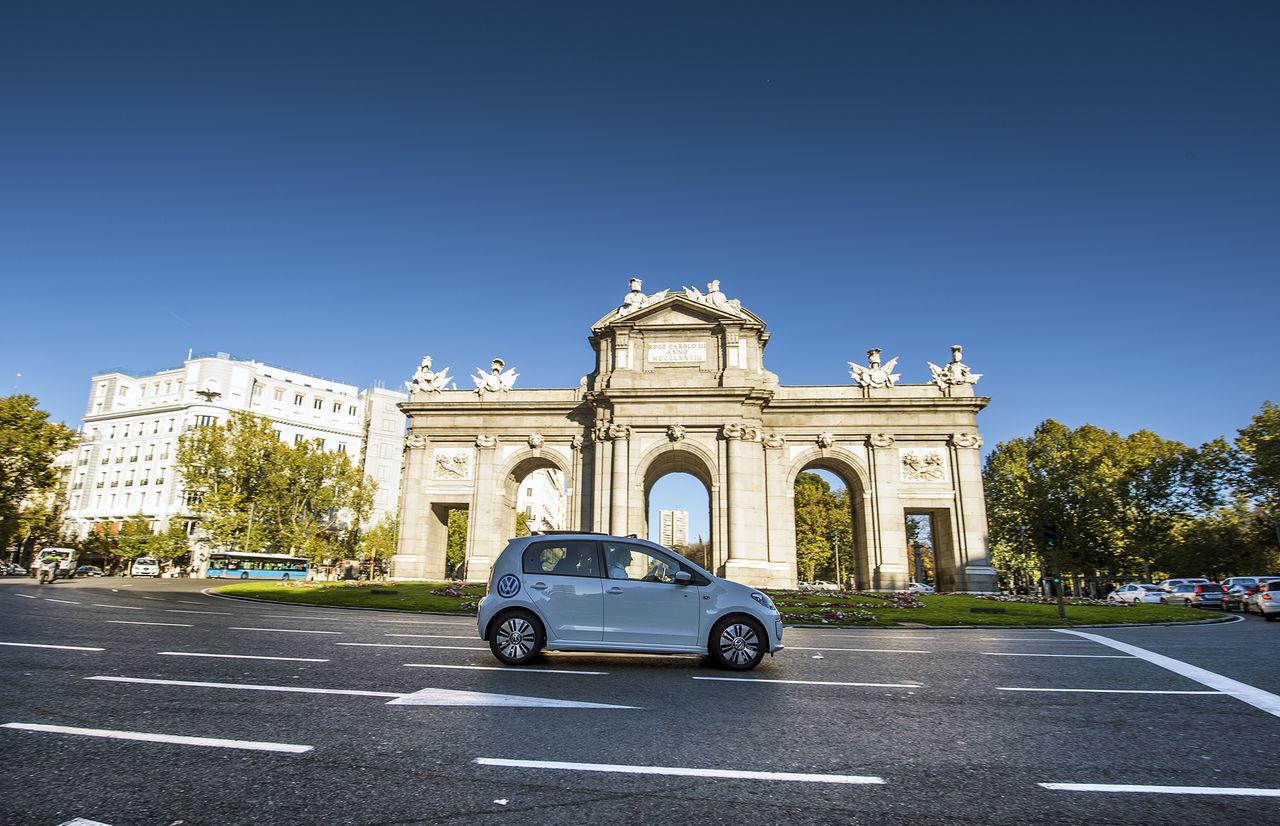 Foto de Volkswagen e-up! (13/26)