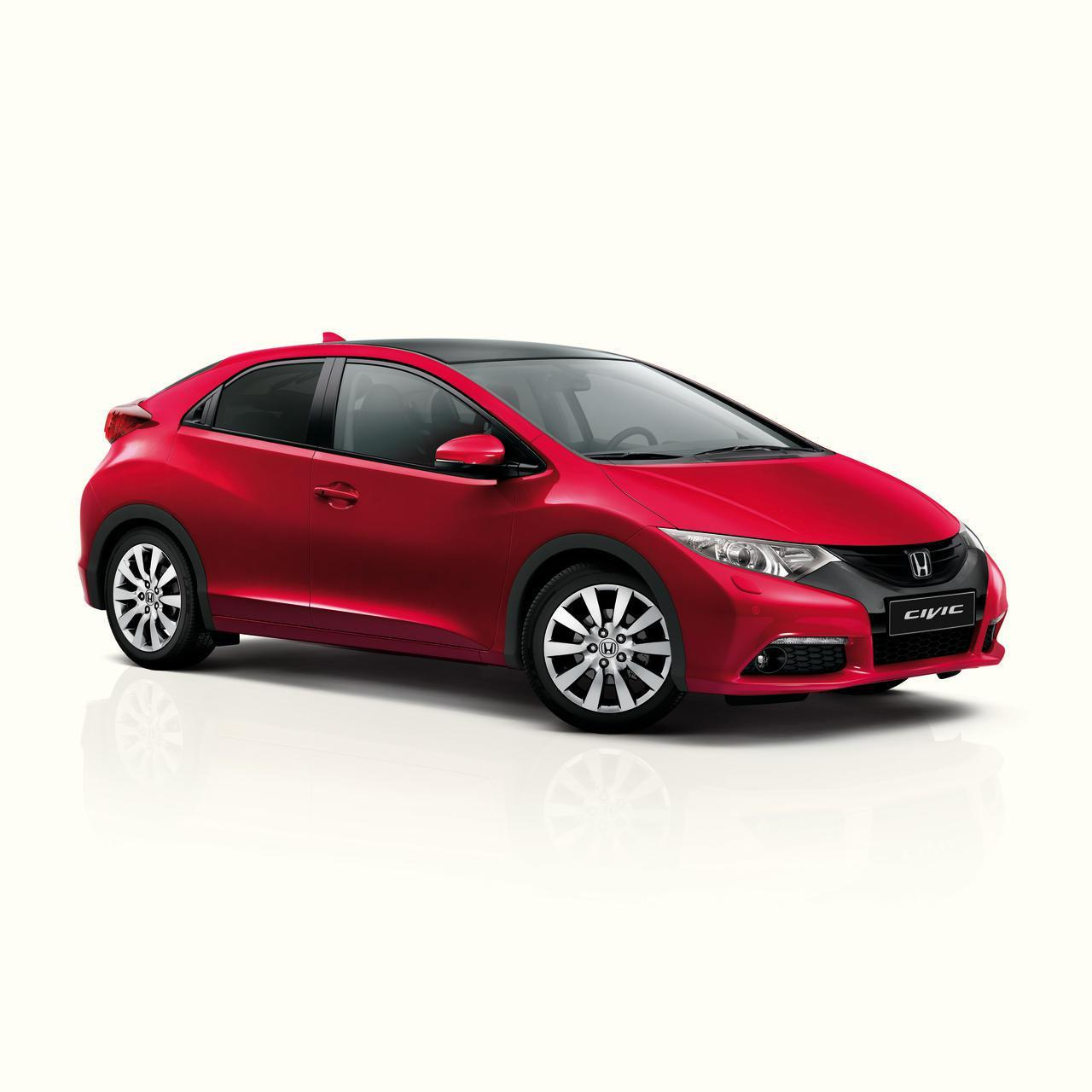 Foto de Honda Civic 2012 (49/153)