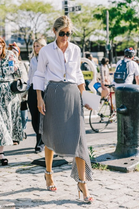Nyfw New York Fashion Week Ss17 Street Style Outfits Collage Vintage Vintage Mansur Gavriel Rodarte Coach 135 1600x2400