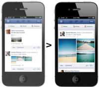 Facebook quiere acabar con el espacio en blanco