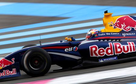 Antonio Felix da Costa y Jules Bianchi vencen en la Fórmula Renault 3.5 en Paul Ricard