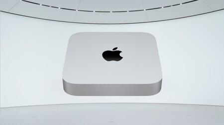 Apple desvela un nuevo Mac mini con chip M1: hasta seis veces más potencia en GPU para el primer sobremesa con Apple Silicon