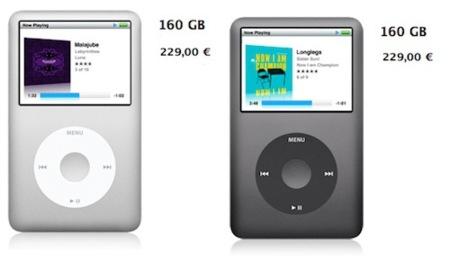 """El iPod classic, retirado de la venta porque Apple """"no podía acceder más a sus componentes"""""""