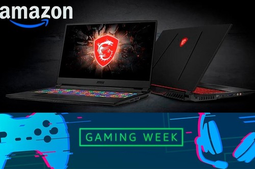 Ahorra con estos 11 potentes portátiles MSI rebajados hasta el 26 de agosto en la Gaming Week de Amazon