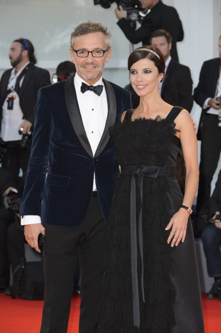 Maribel Verdú se viste de princesa en Venecia y mete la pata