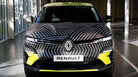 Renault Megane E Tech Electric 5
