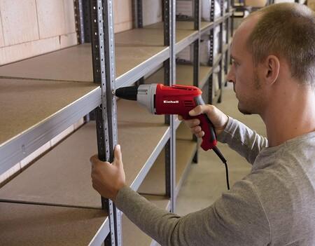 Ofertas en herramientas de marcas como Einhell, Stanley o Tacklife en Amazon con atornilladores eléctricos, cajas y destornilladores
