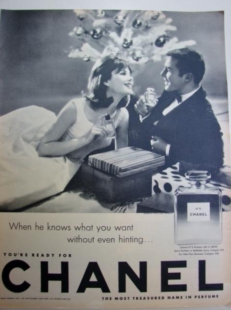 Foto de Chanel No. 5 - publicidad del 30 al 60 (25/61)