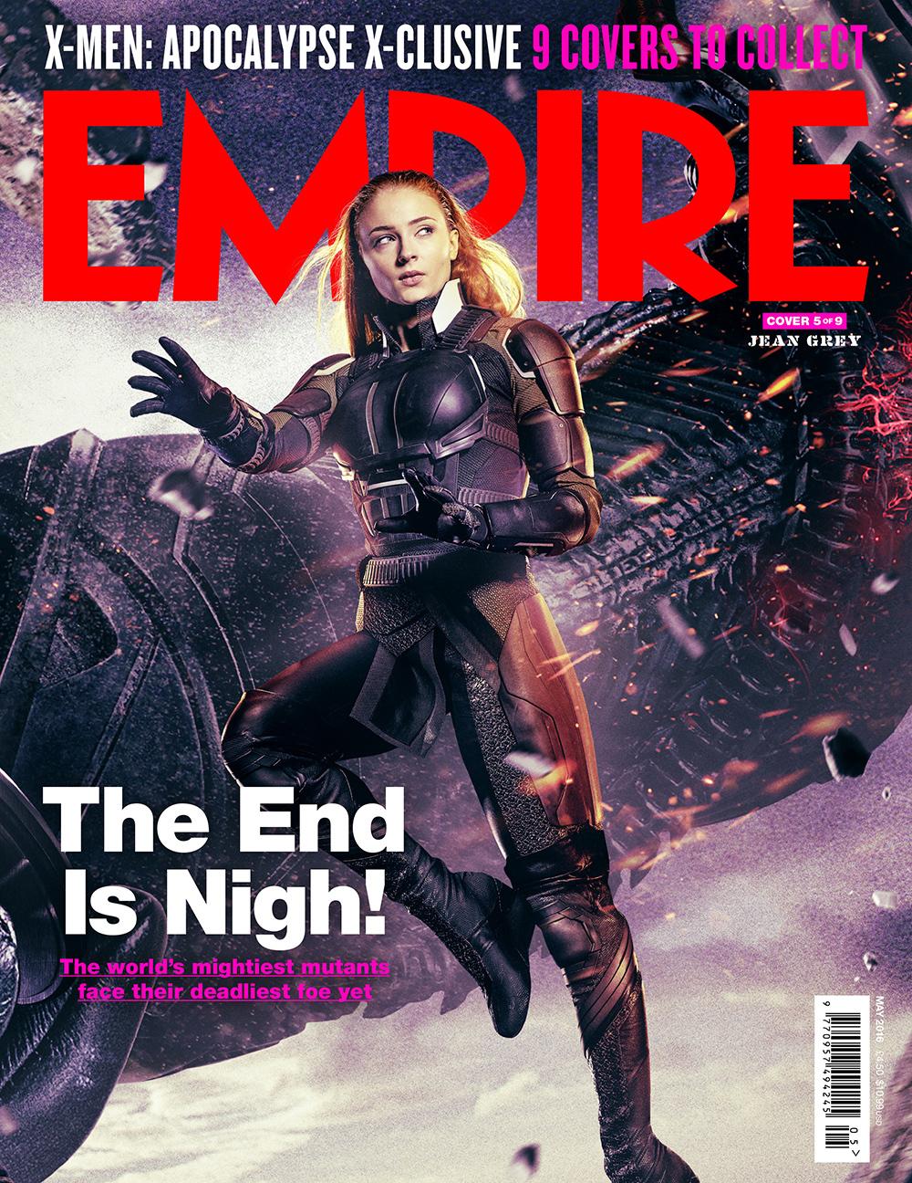 'X-Men: Apocalipsis', 9 portadas de Empire