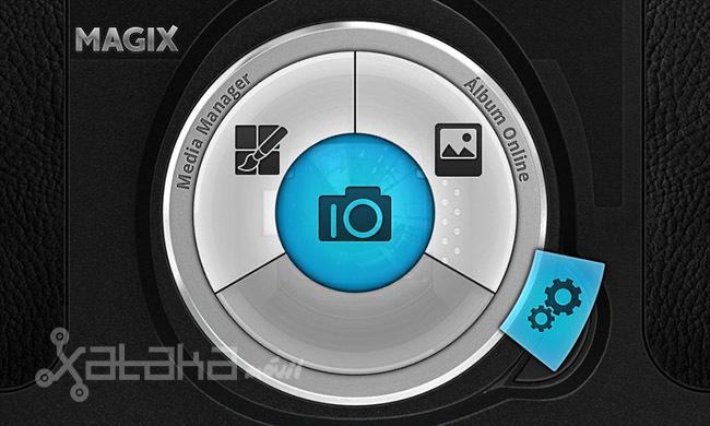 Camera MX, de Magix