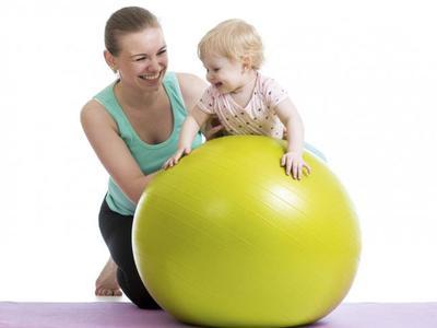 """Habilidades que desarrollan los bebés haciendo """"ejercicio"""""""