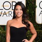 Esta actriz te va caer genial cuando sepas qué ha hecho con su vestido de los Golden Globes