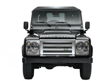 Land Rover Defender Black Edition, todo al negro