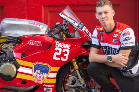 Ridehvmc Freeman Racing Ducati 1