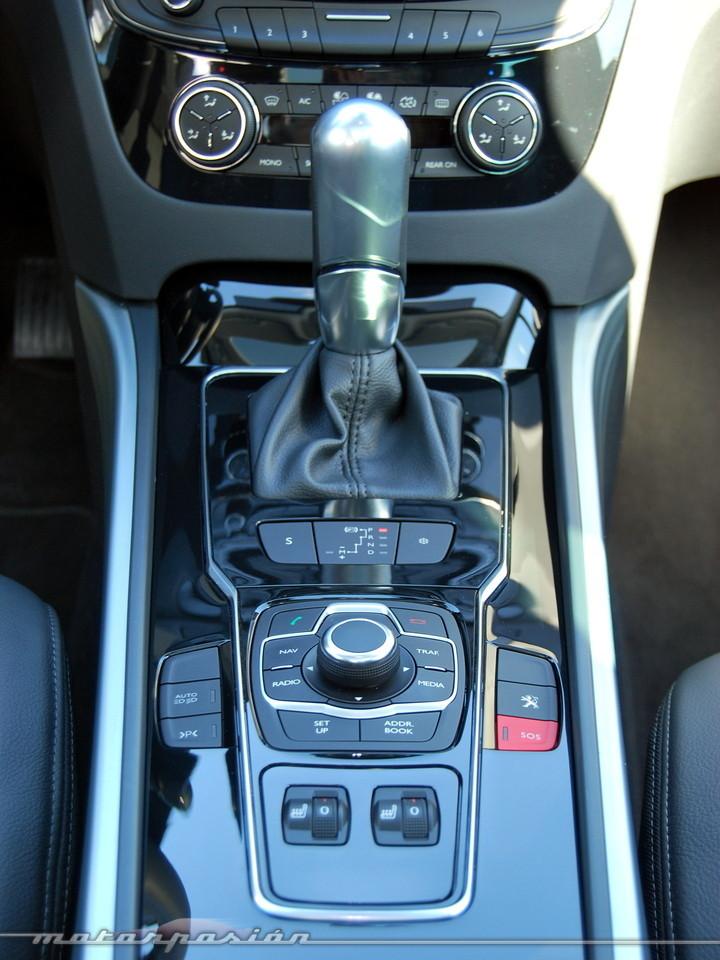 Foto de Peugeot 508 y 508 SW (presentación) (22/118)