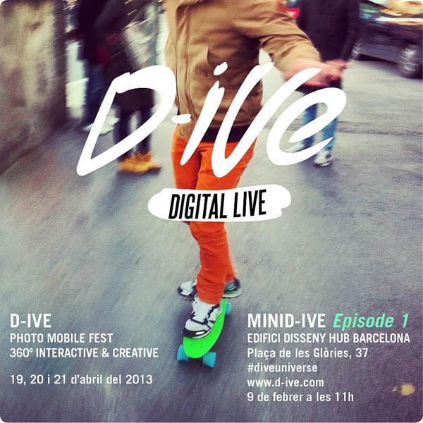 D-IVE festival fotografía móvil