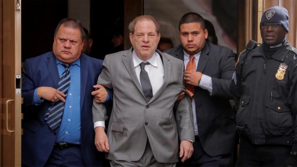 Harvey Weinstein connaît déjà votre phrase: 23 ans de prison pour l