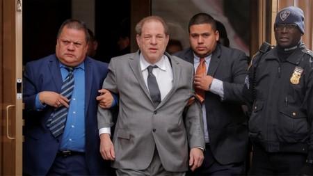 Harvey Weinstein ya conoce su condena: 23 años de prisión para el oscarizado productor
