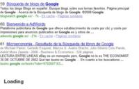 Google Auto Pager, scroll infinito en la lista de resultados de Google