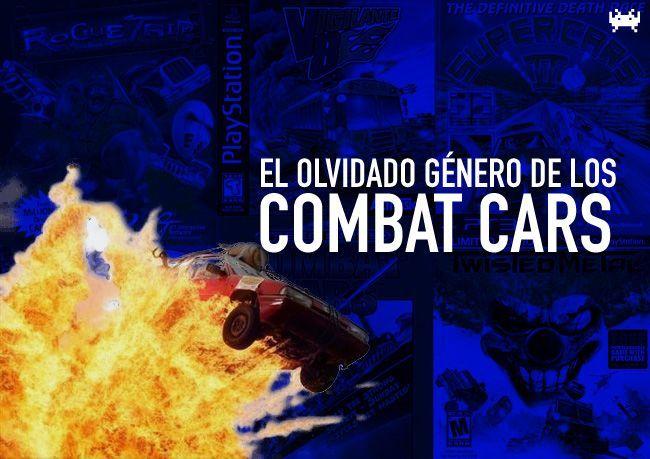 El olvidado género de los Combat Cars