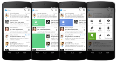 Boxer la aplicación de correo electrónico inteligente por fin llega a Android