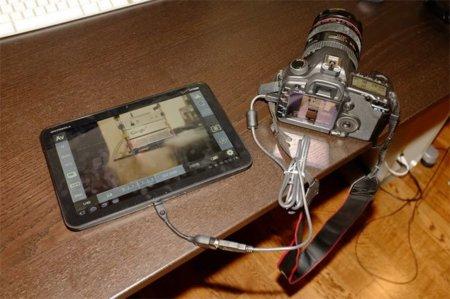 DSLR Controller te permite controlar tu cámara Canon desde un dispositivo Android