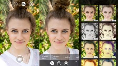 Ya se puede descargar Lumia Selfie, la app que permite tomarse selfies hasta con la cámara trasera